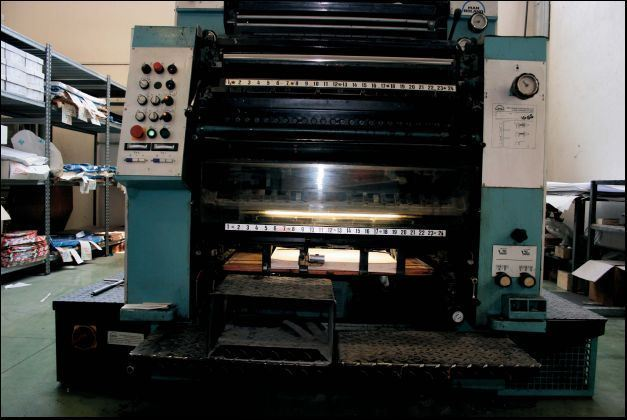 ROLAND 202 TOB, Year : 1990, ref.26255 | www.coci-sa.com/en | 22599_6.jpg