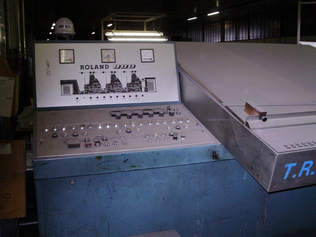 ROLAND 805 7B, Year : 1974, ref.40907 | www.coci-sa.com/en | 32235_1.jpg