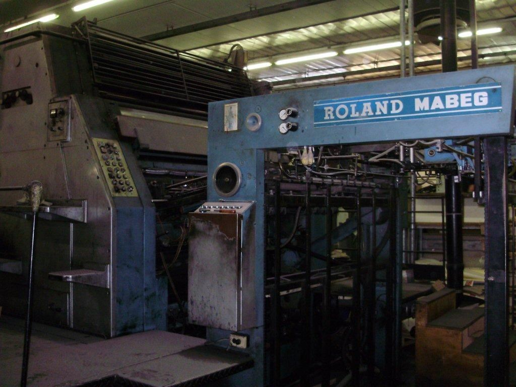 ROLAND 805 7B, Year : 1974, ref.40907 | www.coci-sa.com/en | 32235_6.jpg