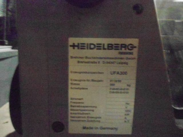 HEIDELBERG COVER FEEDER, Year : 1999, ref.41460 | www.coci-sa.com/en | 41460n.jpg