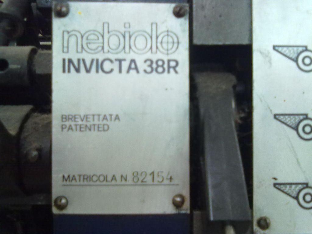 NEBIOLO INVICTA 38R, Year : 1979, ref.45268 | www.coci-sa.com/en | 45268n_1.jpg