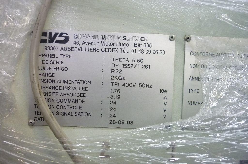 Dampening-system CRESTLINE, Year : 1998, ref.45546 | www.coci-sa.com/en | 45546n.jpg