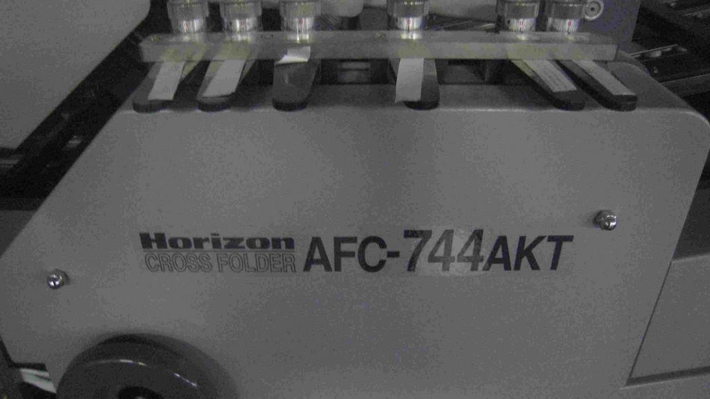 HORIZON AFC 744 AKT, Year : 2006, ref.47071 | www.coci-sa.com/en | 47071n_2.jpg