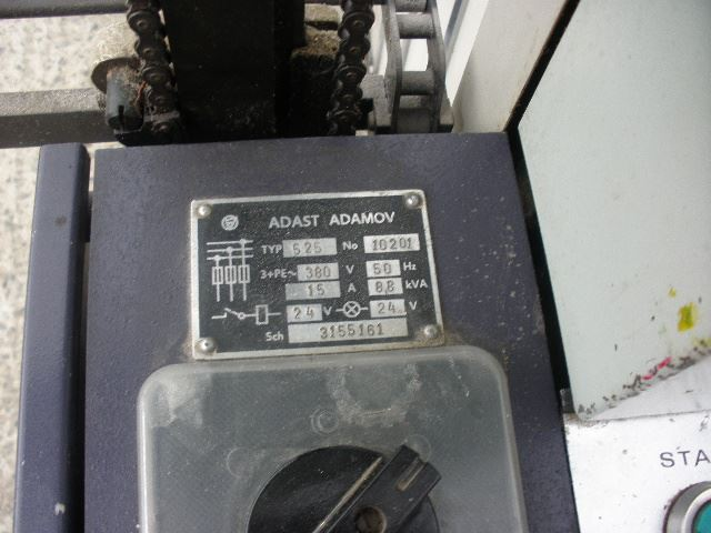 ADAST 525P, Year : 1989, ref.47160   www.coci-sa.com/en   47160n_4.jpg