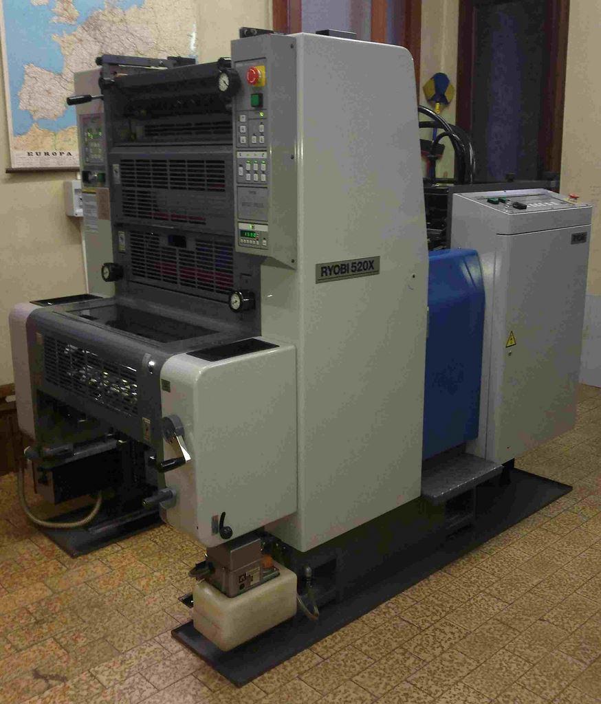 RYOBI 520 X, Year : 1998, ref.47304 | www.coci-sa.com/en | 47304n_1.jpg