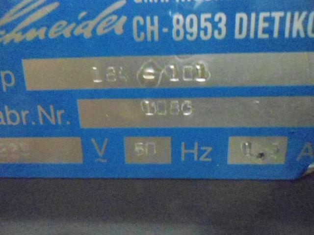 ENVELOPE-FEEDER SCHNEIDER, Year : 1990, ref.47585   www.coci-sa.com/en   47585n.jpg