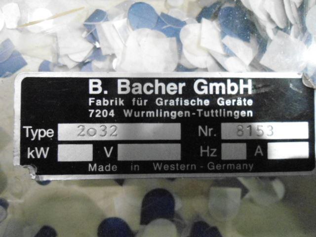 BACHER 2032, Year : 1992, ref.47853 | www.coci-sa.com/en | 47853n_1.jpg