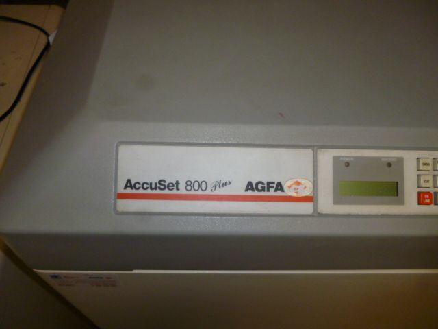 AGFA ACCUSET, Year : 1990, ref.49972 | www.coci-sa.com/en | 49972n_5.jpg