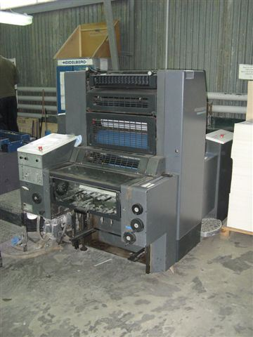 HEIDELBERG SM 52 1, Year : 1999, ref.50254 | www.coci-sa.com/en | 50254n.jpg