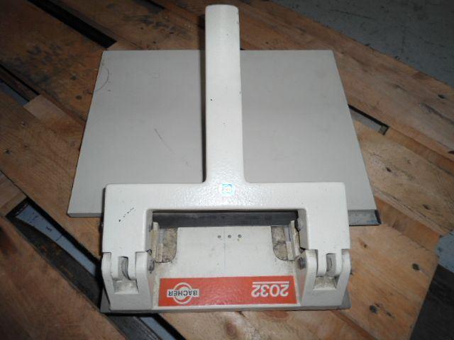 BACHER 2032, Year : 1996, ref.51211 | www.coci-sa.com/en | 51211n_1.jpg