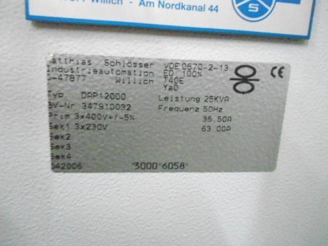 TRANSFORMER 400V   230V, Year : 2006, ref.52991 | www.coci-sa.com/en | 52991n.jpg
