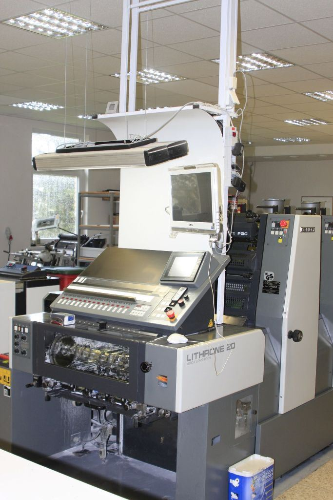 KOMORI L420, Year : 2008, ref.55129 | www.coci-sa.com/en | 55129n.jpg