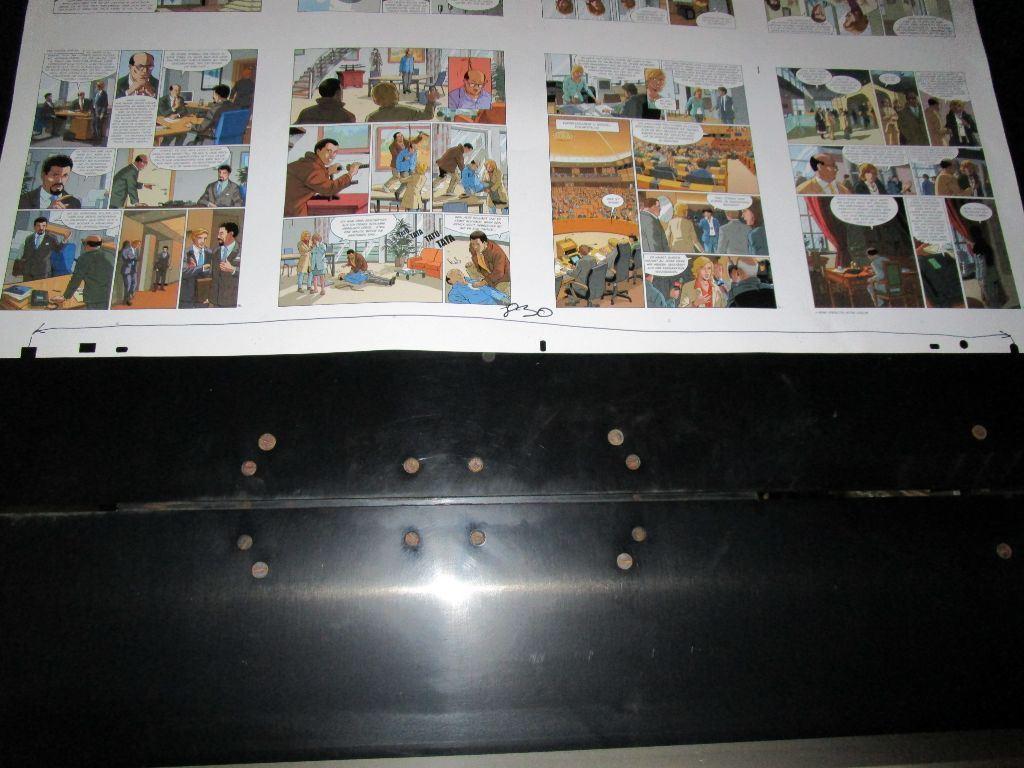 PUNCH 830, Year : 1995, ref.55850 | www.coci-sa.com/en | 55850n_1.jpg