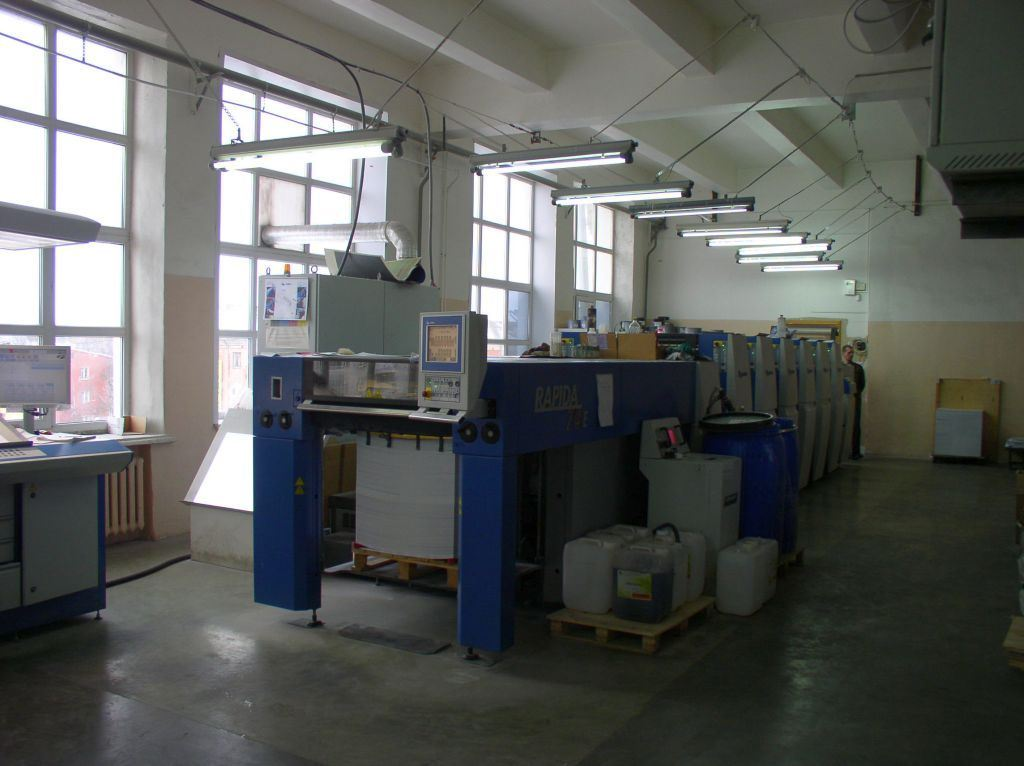 KOENIG-BAUER RAPIDA 75 5 L , Año: 2011, ref.56804 | www.coci-sa.com/es | 56804n_2.jpg