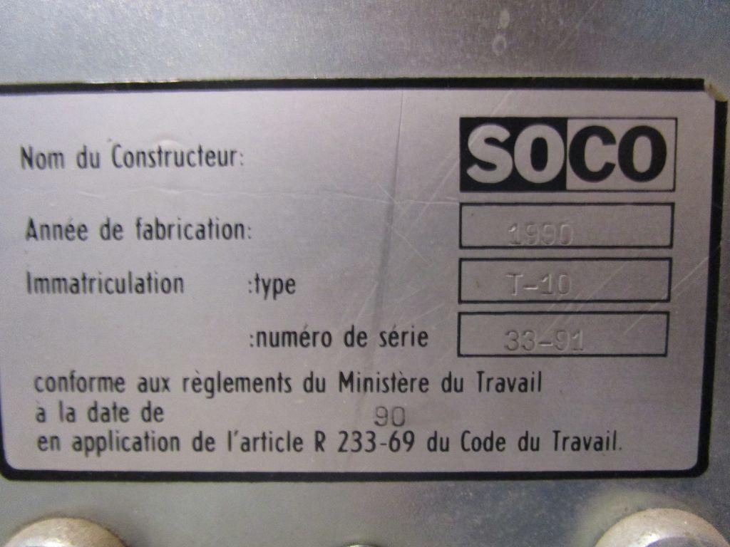 CASE-SEALING SOCO SYSTEM, Year : 1990, ref.56984   www.coci-sa.com/en   56984n.jpg