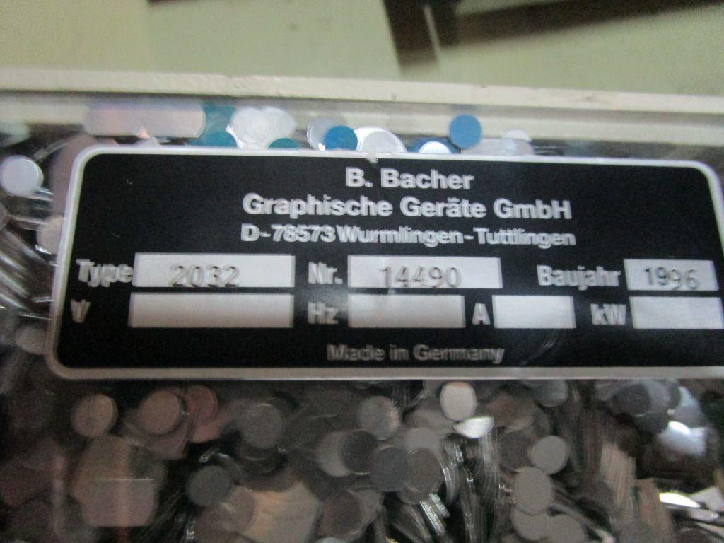 BACHER 2032, Year : 1996, ref.57056 | www.coci-sa.com/en | 57056n.jpg