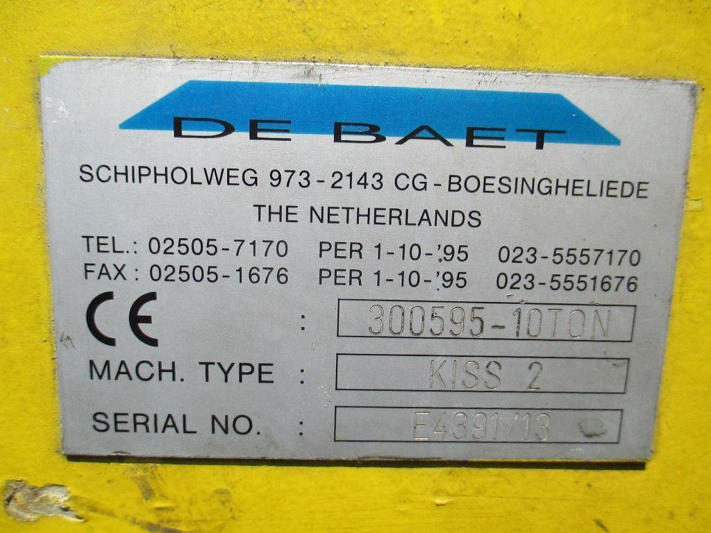 DEBAET GANTRY, Rocznik : 2000, ref.57228 | www.coci-sa.com/pl | 57228n_1.jpg