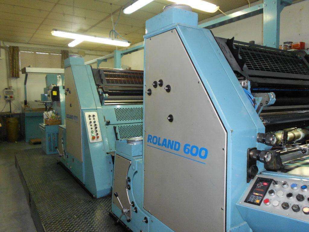 ROLAND 604 3B, Year : 1989, ref.57318 | www.coci-sa.com/en | 57318n.jpg