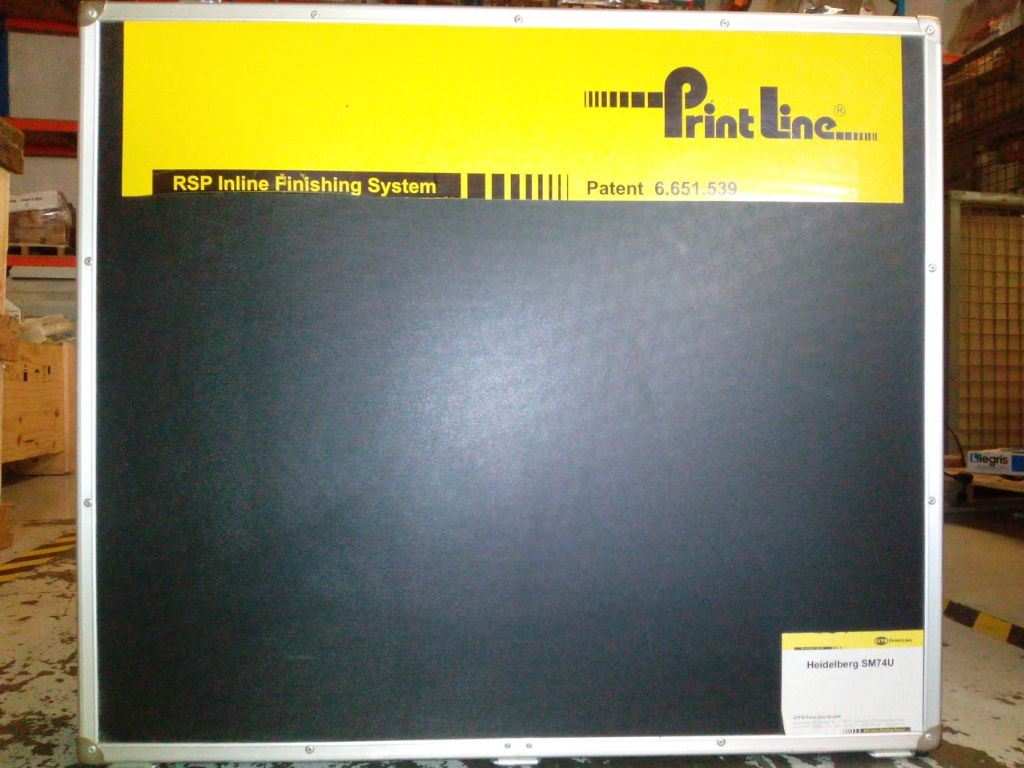 CITO RSP Inline finishing system, Year : 2004, ref.57405   www.coci-sa.com/en   57405n.jpg