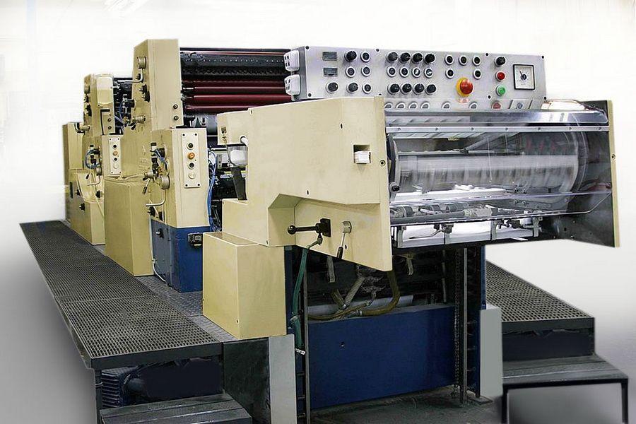 KOENIG-BAUER RAPIDA SRO   4, Year : 1978, ref.57701 | www.coci-sa.com/en | 57701n_2.jpg