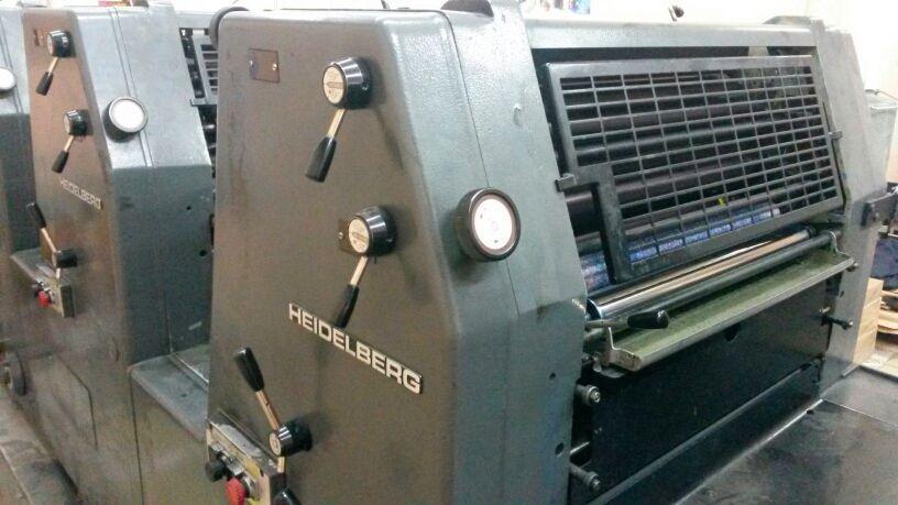 HEIDELBERG GTOVP 52 , Year : 1984, ref.58340 | www.coci-sa.com/en | 58340n_2.jpg