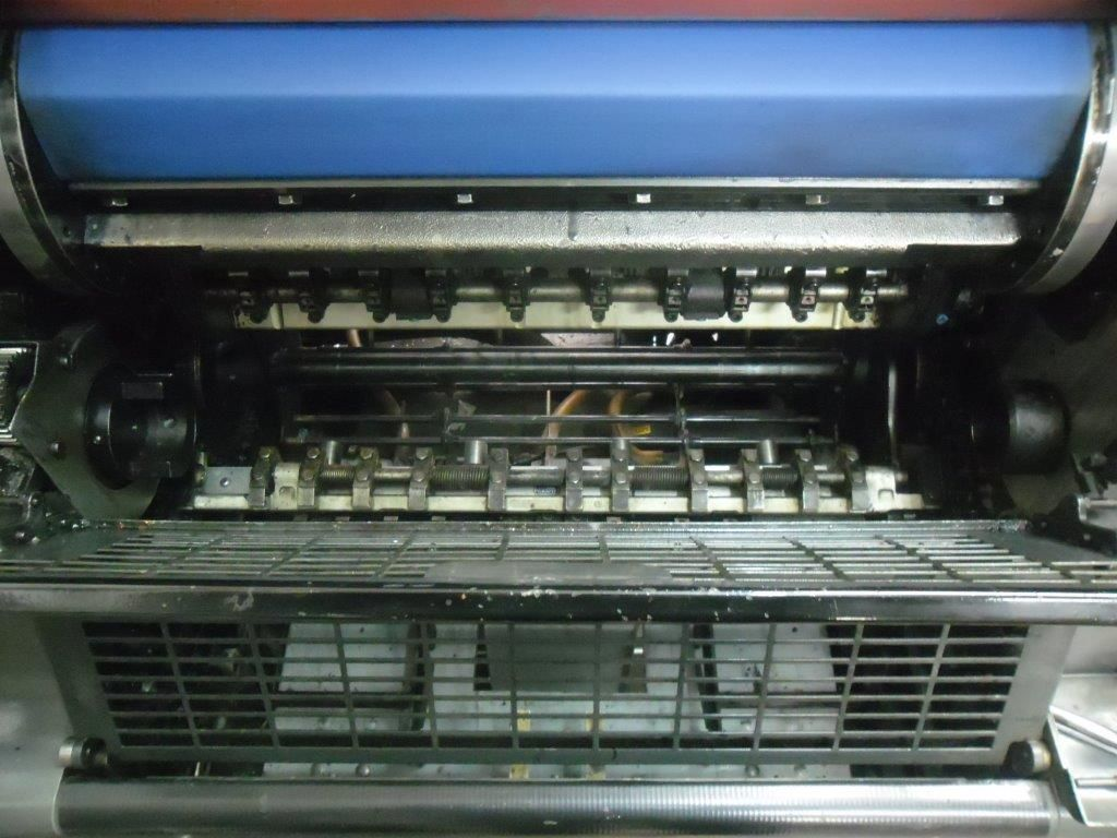 HEIDELBERG GTO 52, Year : 1993, ref.58425   www.coci-sa.com/en   58425n_1.jpg