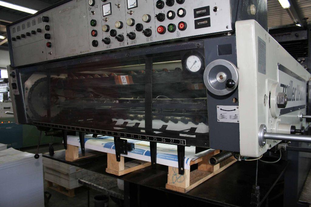 MILLER TP 104 2, Year : 1989, ref.59071 | www.coci-sa.com/en | 59071n_1.jpg