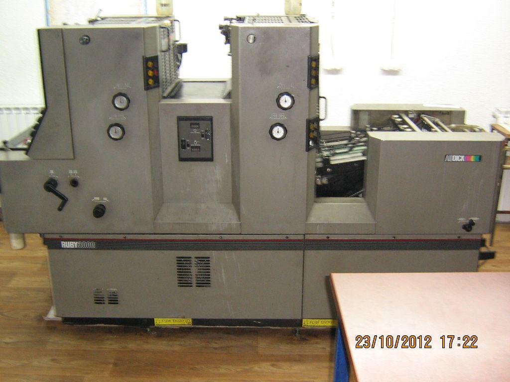 AB-DICK 9910D, Year : 1995, ref.59559 | www.coci-sa.com/en | 59559n_4.jpg