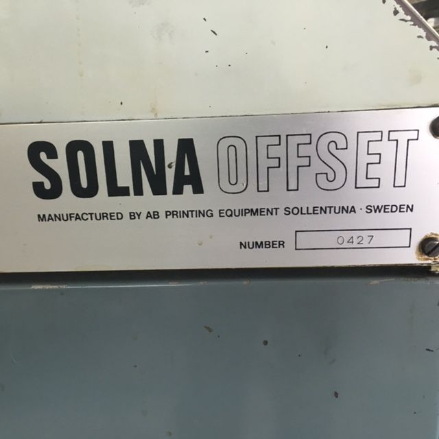 SOLNA 132, Year : 1978, ref.59574 | www.coci-sa.com/en | 59574n_3.jpg