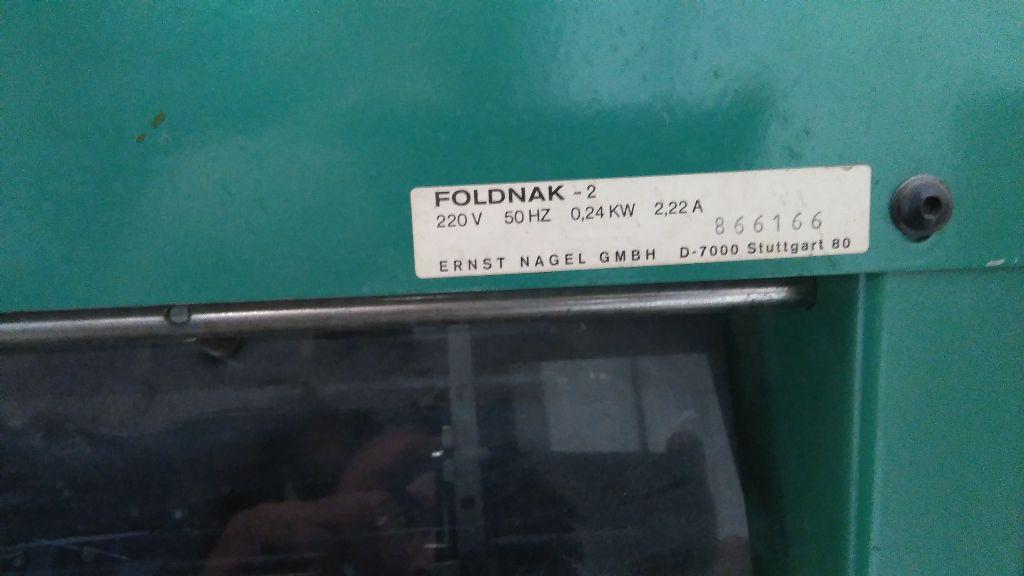 NAGEL FOLDNAK, Year : 1986, ref.59615 | www.coci-sa.com/en | 59615n_1.jpg