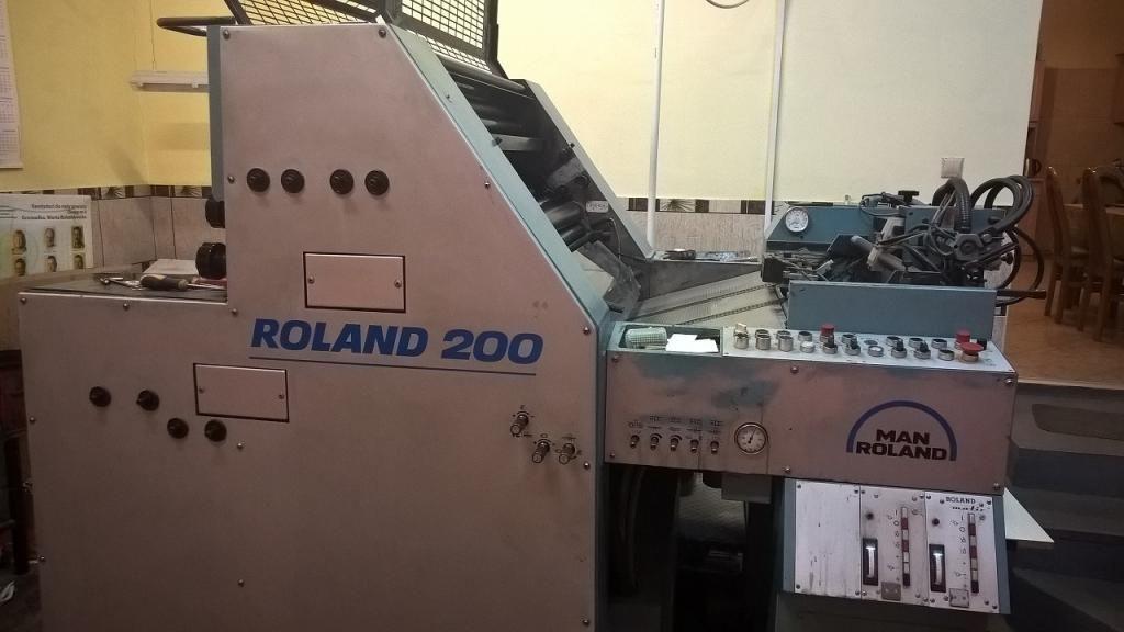 ROLAND 202 TOB, Year : 1989, ref.59675 | www.coci-sa.com/en | 59675n.jpg