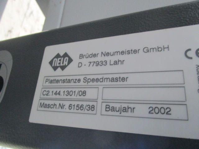 PUNCH HEIDELBERG AUTOPLATE, Year : 2002, ref.59863 | www.coci-sa.com/en | 59863n.jpg