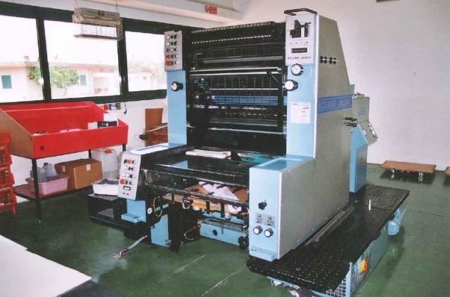 ROLAND 201 TOB, Year : 1987, ref.59940 | www.coci-sa.com/en | 59940n.jpg