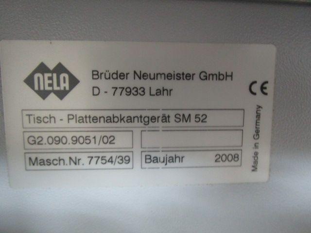 BENDER SM 52, Year : 2008, ref.60179 | www.coci-sa.com/en | 60179n_1.jpg