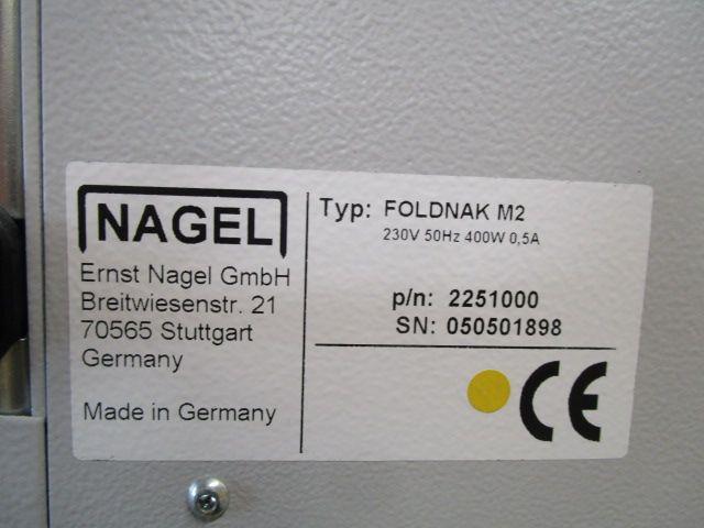NAGEL FOLDNAK, Year : 2003, ref.60253 | www.coci-sa.com/en | 60253n.jpg