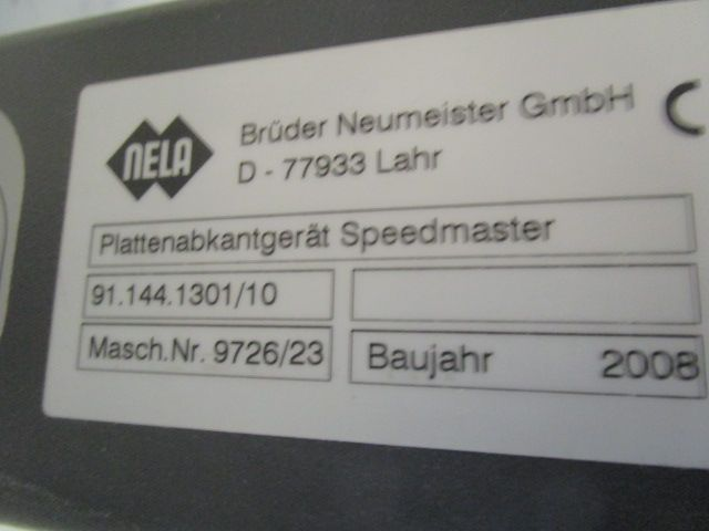 BENDER SM 74 102, Year : 2008, ref.60379 | www.coci-sa.com/en | 60379n.jpg