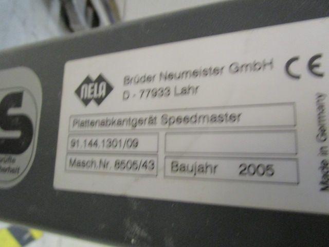 BENDER SM 74 102, Year : 2005, ref.60380 | www.coci-sa.com/en | 60380n.jpg
