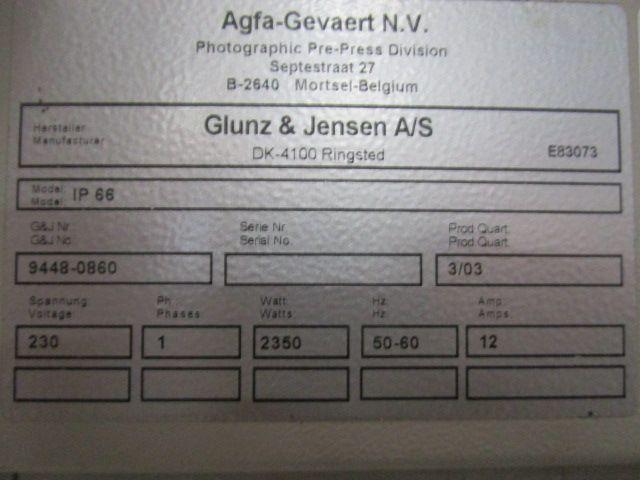 AGFA Ozasol VA 66 EP, Year : 2003, ref.60941 | www.coci-sa.com/en | 60941n.jpg