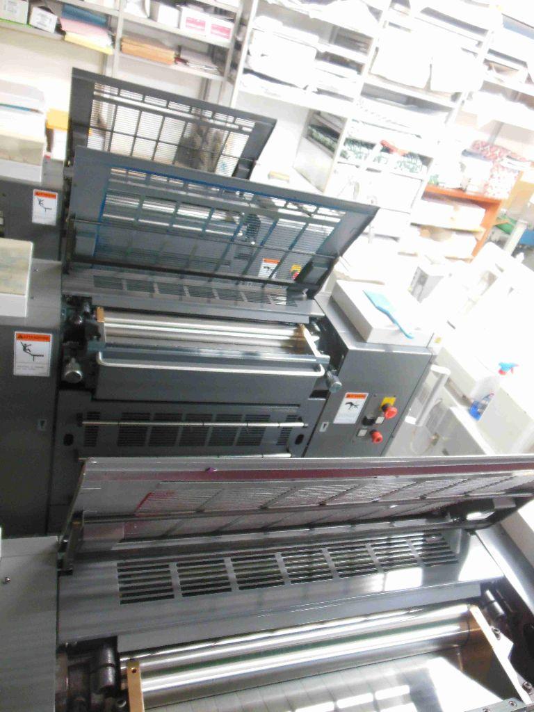 FUJI-SHINOHARA 52 IV P, Year : 2004, ref.61039 | www.coci-sa.com/en | 61039n_4.jpg