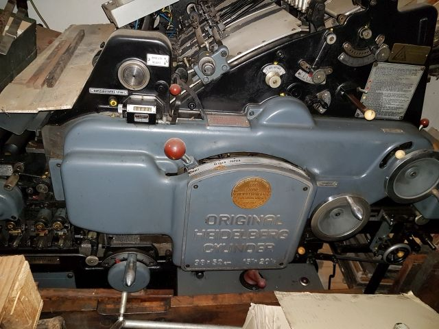 HEIDELBERG KS, Year : 1960, ref.61274 | www.coci-sa.com/en | 61274n.jpg