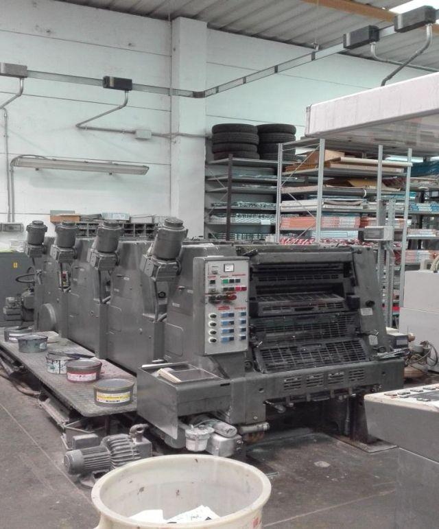 HEIDELBERG GTOV 52, Year : 1986, ref.61320 | www.coci-sa.com/en | 61320n_2.jpg