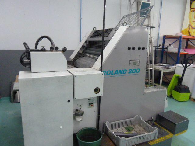 ROLAND 201 TOB, Year : 1995, ref.61346 | www.coci-sa.com/en | 61346n_2.jpg