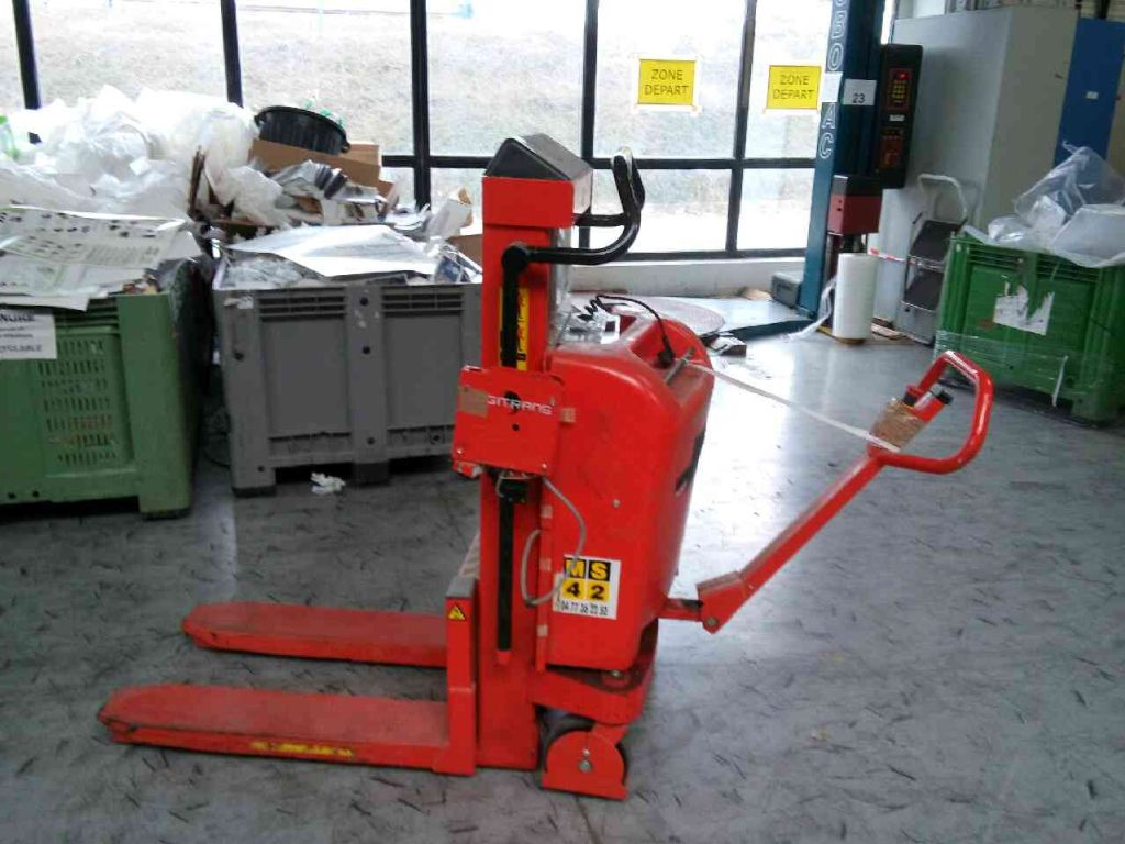 HANDLING-MATERIAL ELECTRIC PALLET TRUCK, Année :  2002, ref.62041 | www.coci-sa.com/fr | 62041n_1.jpg
