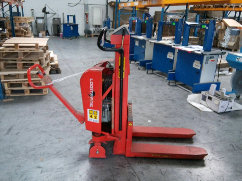 HANDLING-MATERIAL ELECTRIC PALLET TRUCK, Année :  2002, ref.62041 | www.coci-sa.com/fr | 62041n_2.jpg