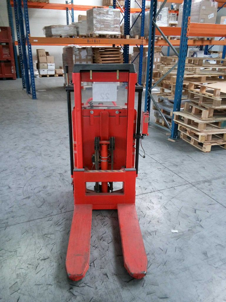 HANDLING-MATERIAL ELECTRIC PALLET TRUCK, Année :  2002, ref.62041 | www.coci-sa.com/fr | 62041n_3.jpg