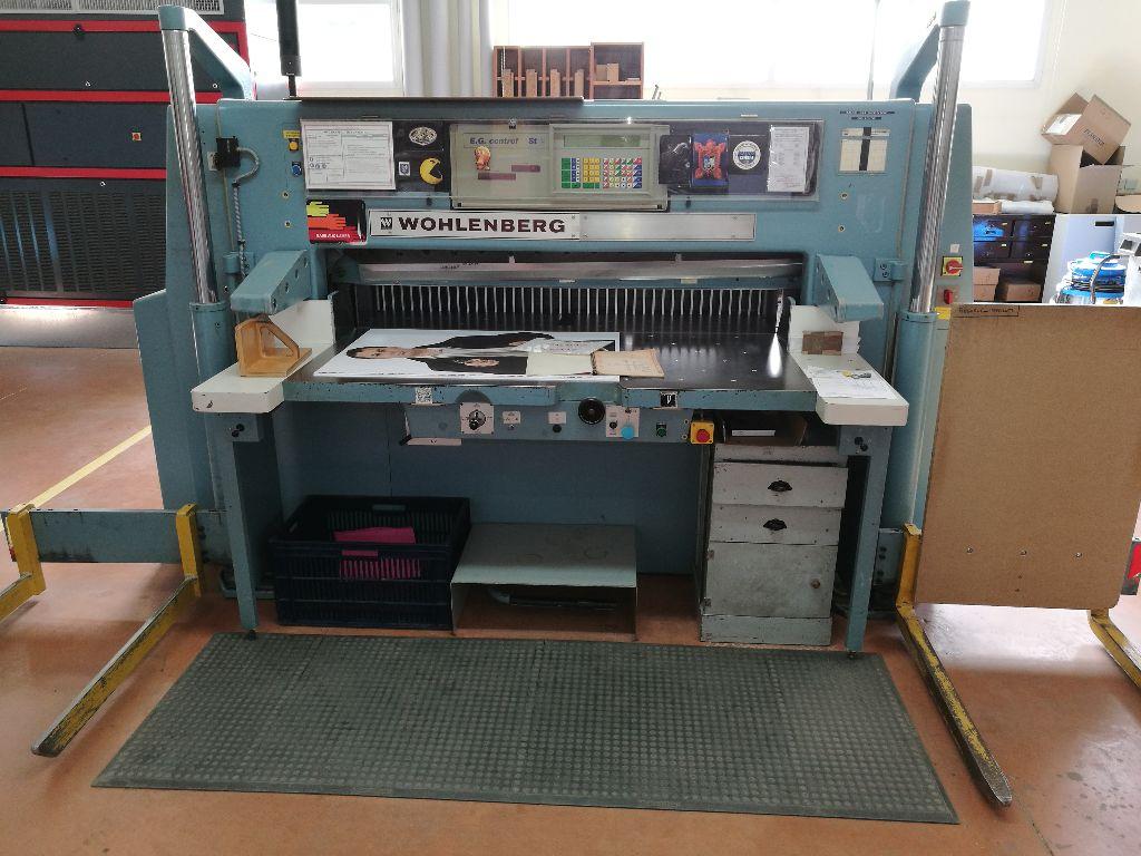 WOHLENBERG 155 , Year : 1978, ref.62325 | www.coci-sa.com/en | 62325n_2.jpg