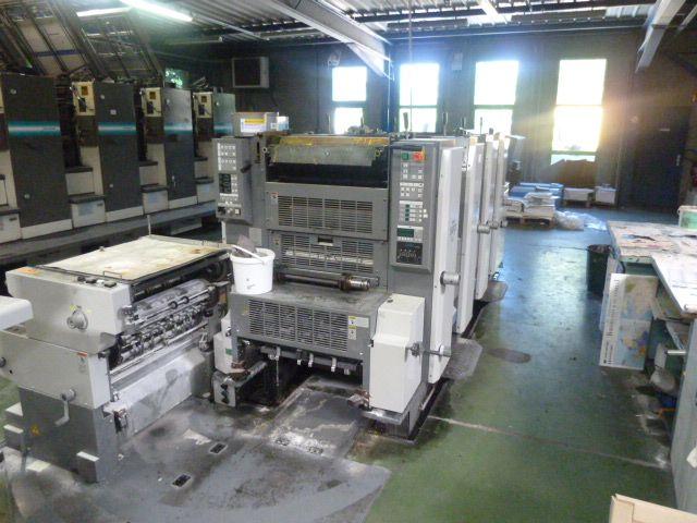 RYOBI 524 GE, Year : 2008, ref.62478 | www.coci-sa.com/en | 62478n_3.jpg