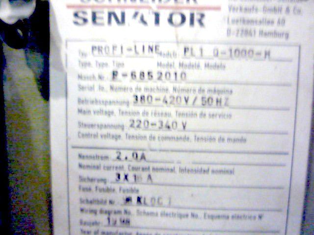 LIFT SCHNEIDER, Year : 1998, ref.62498 | www.coci-sa.com/en | 62498n_1.jpg