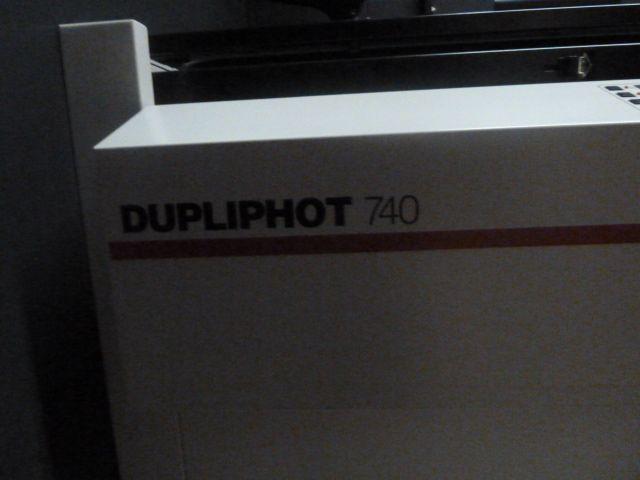AGFA DUPLIPHOT 740, Year : 1993, ref.63433 | www.coci-sa.com/en | 63433n_3.jpg