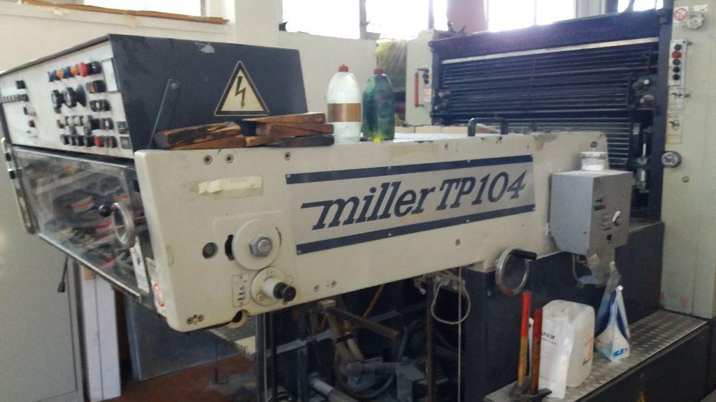 MILLER TP 104 2, Year : 1988, ref.63646 | www.coci-sa.com/en | 63646n.jpg